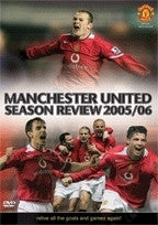 Manchester United Official Season Review 05/06 DVD