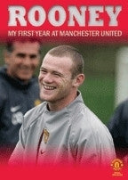 Wayne Rooney: My First Year at United DVD