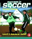 Success in Soccer Practice Planner - Level 2 Amateur Adult