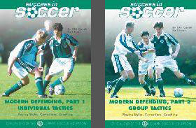 Modern Defending Set of 2 DVDs