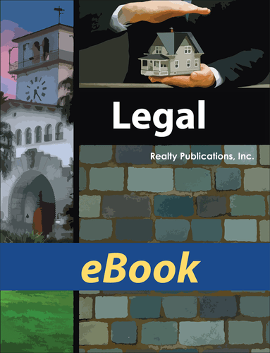 Legal Aspects of Real Estate Textbook Cover