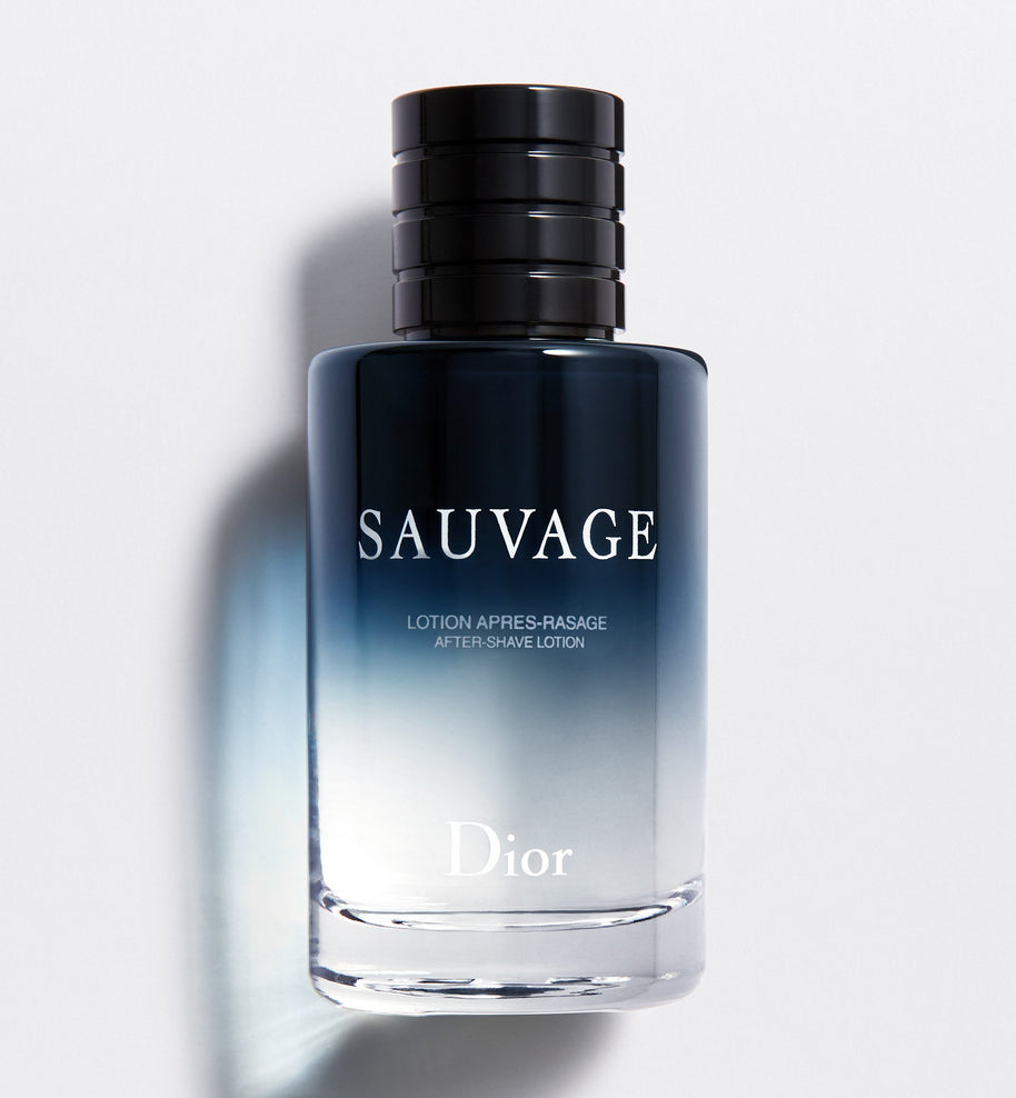 SAUVAGE AFTER-SHAVE LOTION
