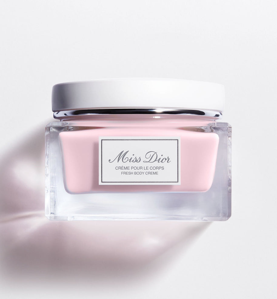 MISS DIOR FRESH BODY CREME