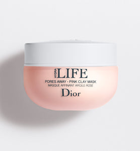 DIOR HYDRA LIFE PORES AWAY - PINK CLAY MASK