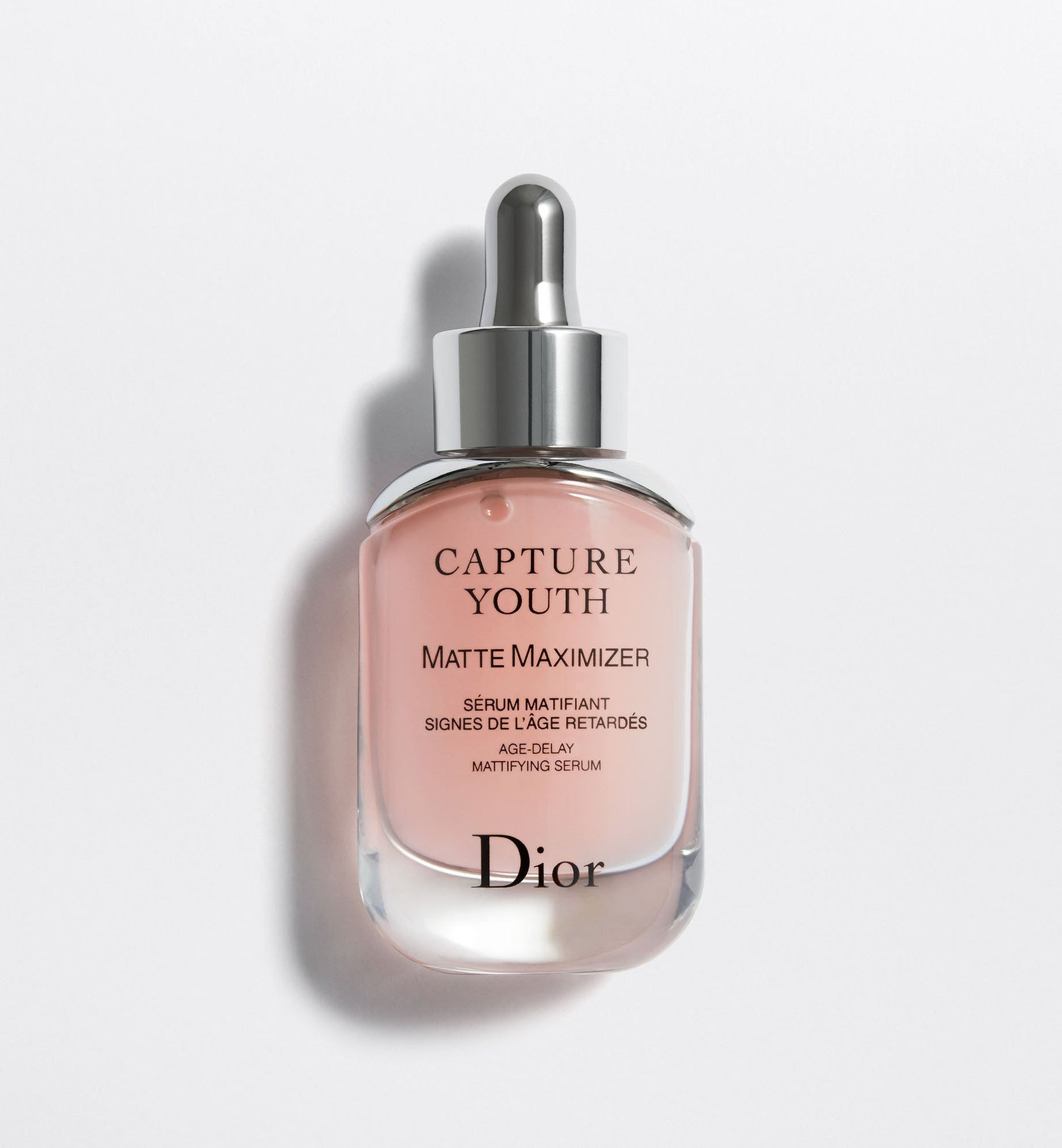CAPTURE YOUTH MATTE MAXIMIZER - AGE-DELAY MATIFYING SERUM