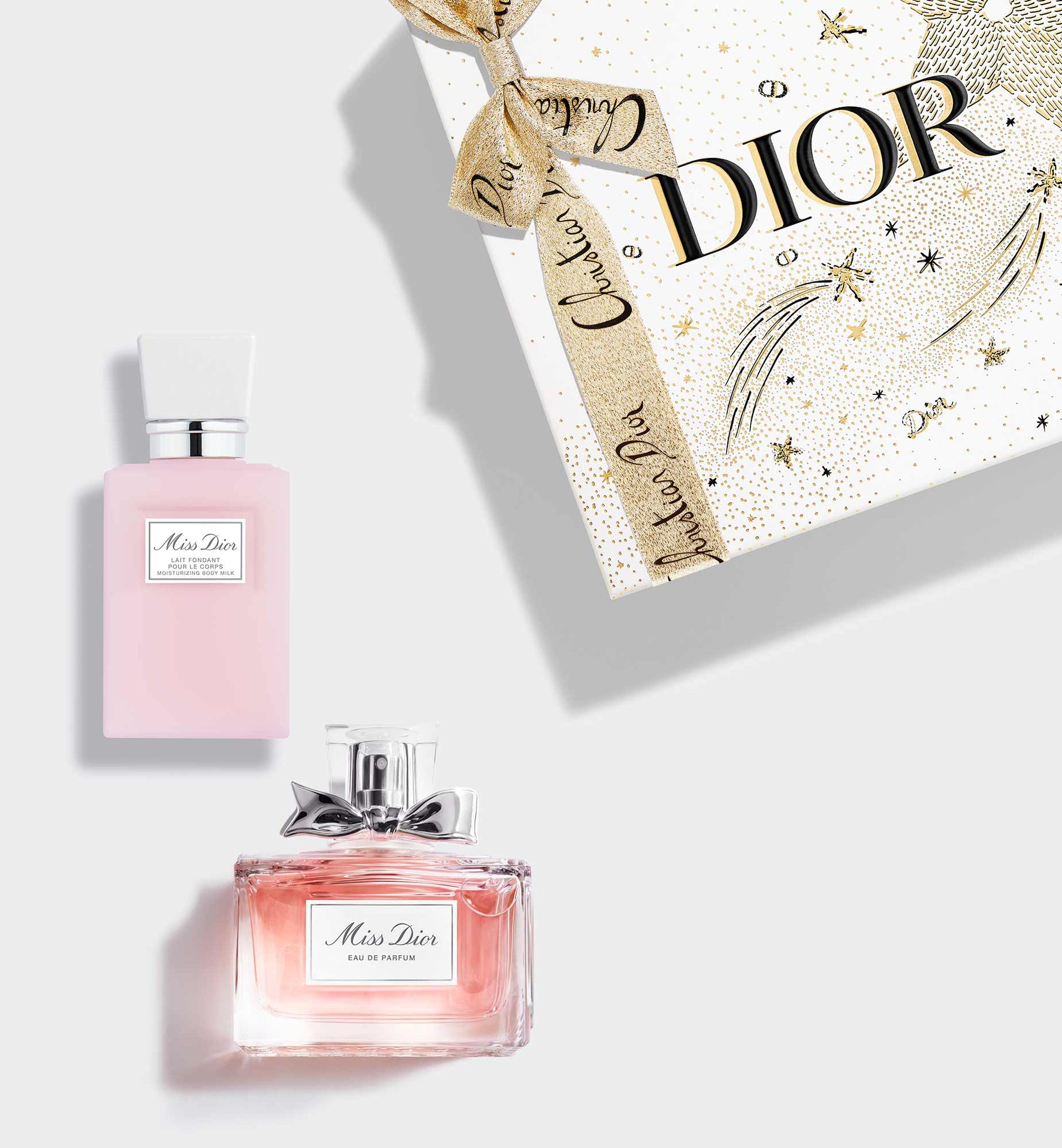 MISS DIOR FRAGRANCE SET - Eau de Parfum and Moisturizing Body Milk