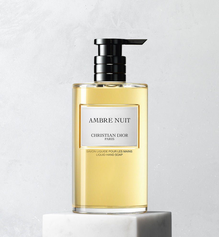AMBRE NUIT LIQUID HAND SOAP