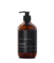 Load image into Gallery viewer, Real World Blood Orange & Harakeke Body Wash