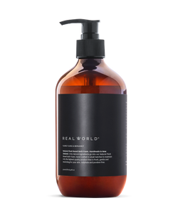 Real World Ylang Ylang & Bergamot Bath Foam