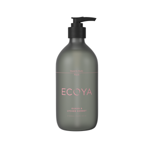 Ecoya Guava & Lychee Hand And Body Wash 450ml