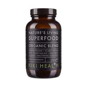Kiki Health Nature's Living Superfood Powder – 150g