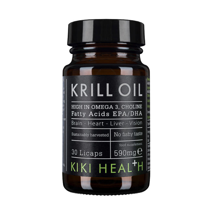 Kiki Health Krill Oil Licaps