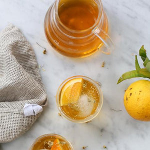 Storm + India Turmeric and Ginger Teabags