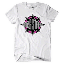 Load image into Gallery viewer, Gang Star Pink/Black/White Logo Tee