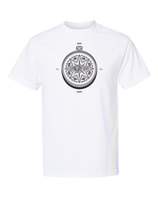 Load image into Gallery viewer, Gang Starr Compass Tee - Two Sided