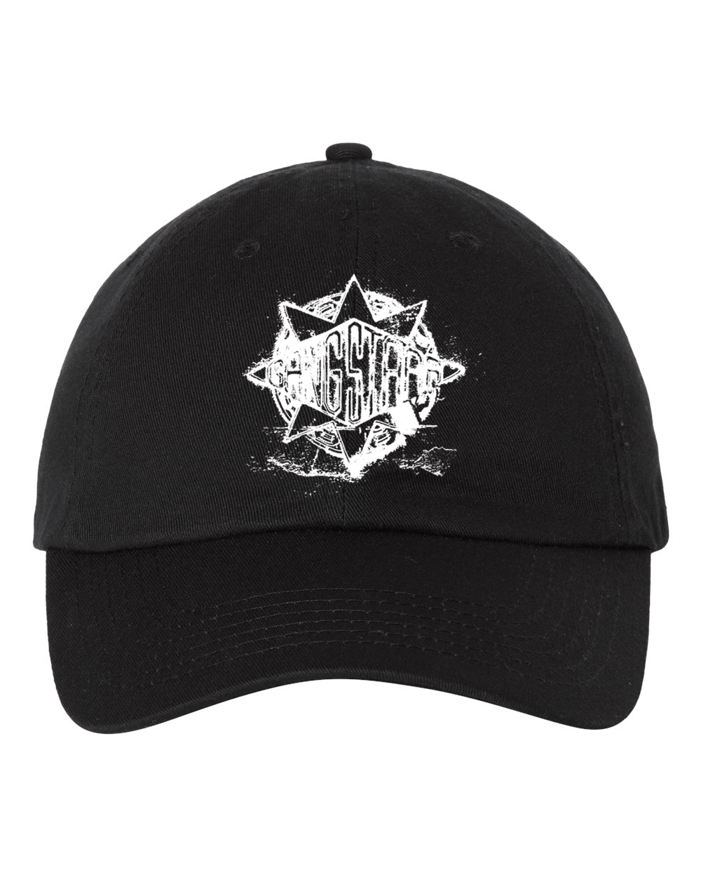 Gang Starr Stencil Dad Hat