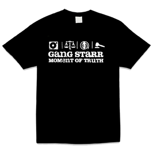 Gang Starr Moment of Truth Tee - Original