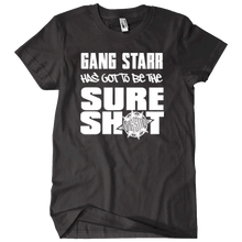 Load image into Gallery viewer, Gang Starr Sure Shot Tee