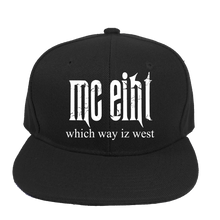 Load image into Gallery viewer, MC Eiht Which Way Iz West Snapbacks
