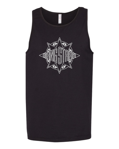 Gang Starr Logo Tank Top