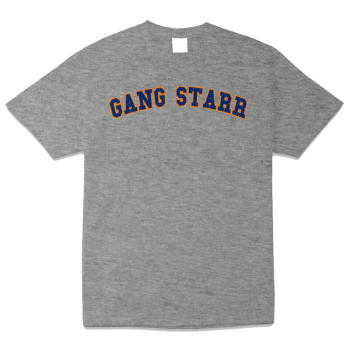Gang Starr Text Knicks Colorway T-Shirt