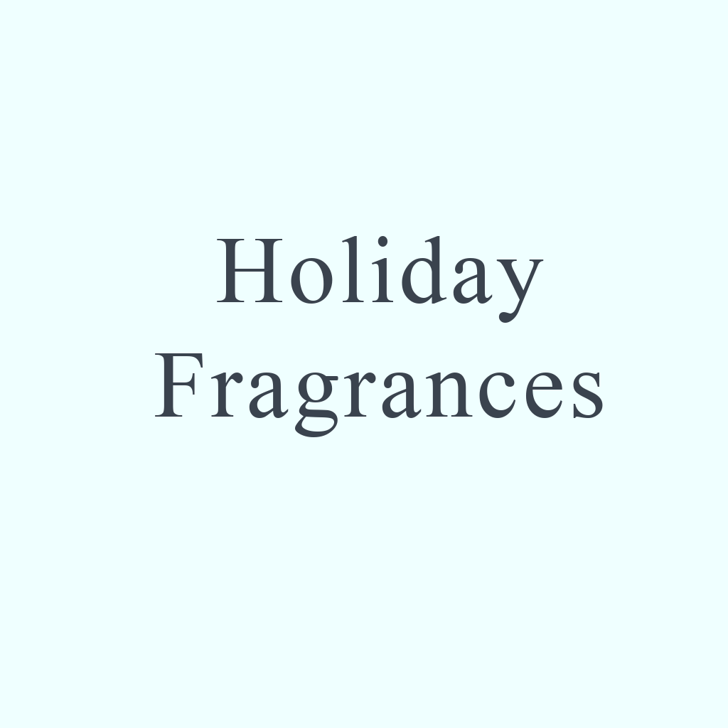 Holiday Body Cream Scents