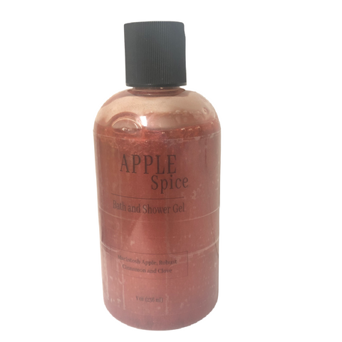 Apple Spice Shower Gel
