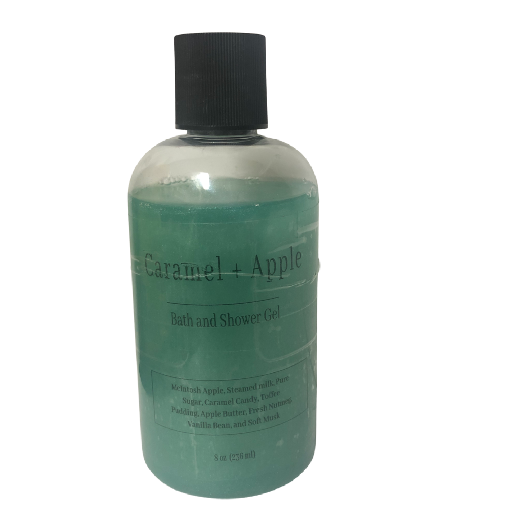 Caramel Apple Shower Gel