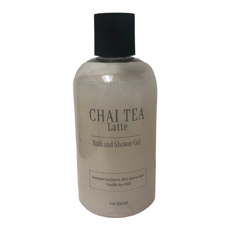 Chai Tea Latte Shower Gel