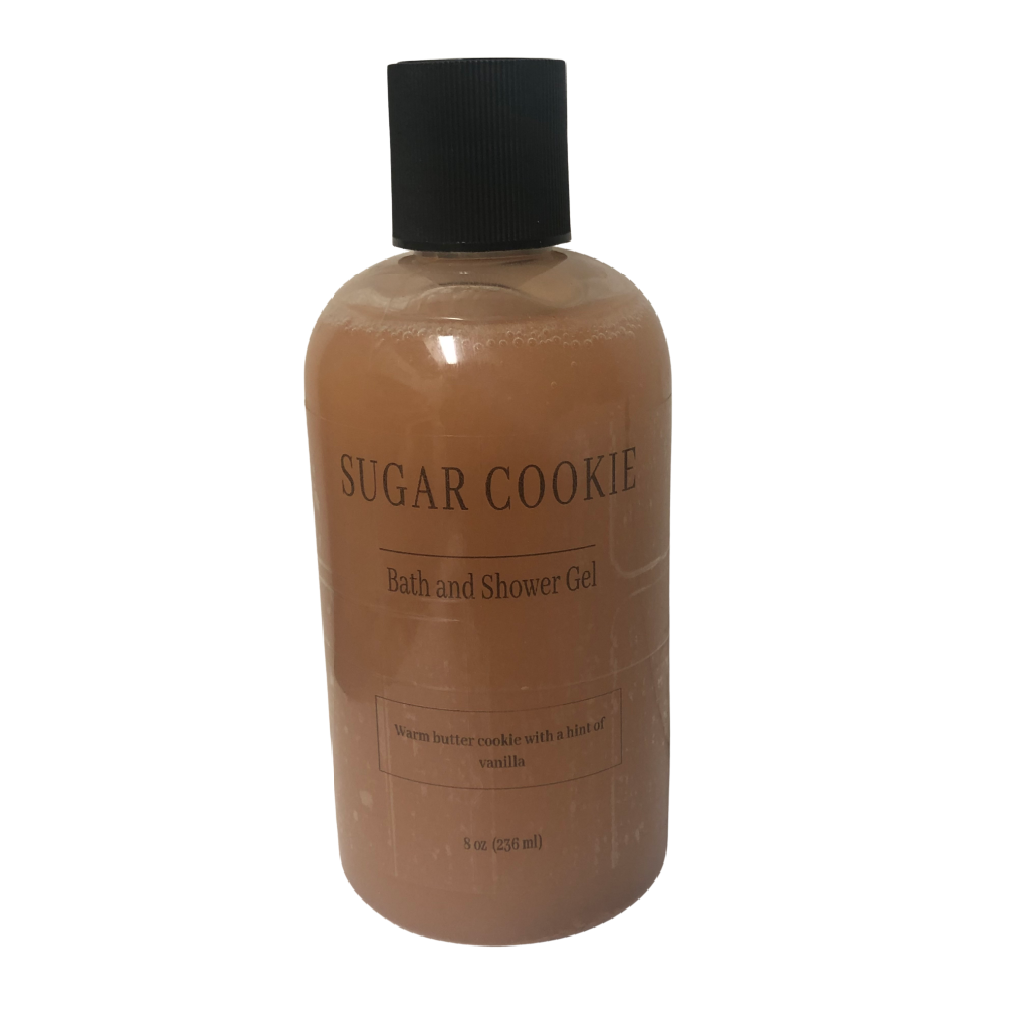 Sugar Cookie Shower Gel