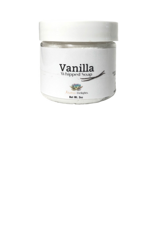 Vanilla Whipped Soap