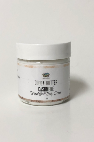 Cocoa Butter Cashmere Body Cream