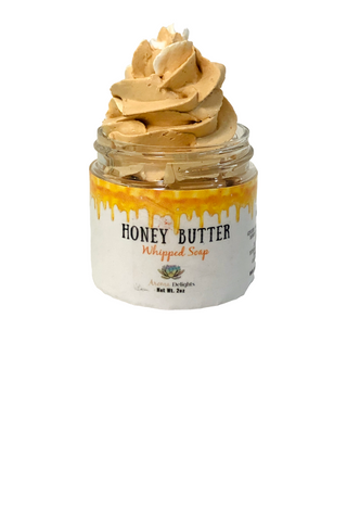 Honey Butter Whipped Soap