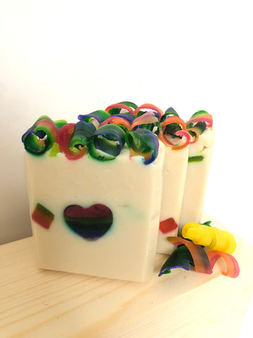 """Love"" Soap Bar (Pre-Order)"