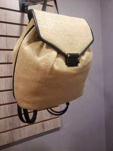 Straw Backpack