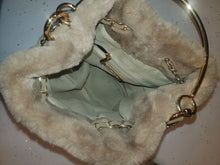 Load image into Gallery viewer, Fur Crossbody with Chain