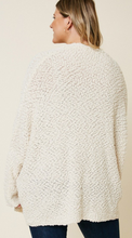 Load image into Gallery viewer, Hayden Textured Dolman Sleeve Cardigan