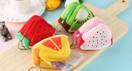 Fruit Coin Purse