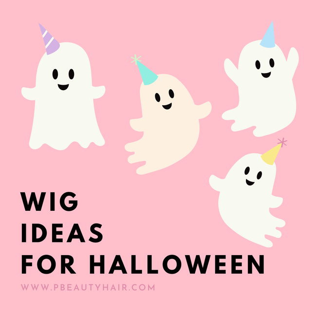 Wig Ideas for Halloween