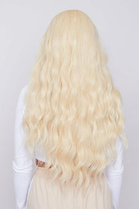 "Tamera 28"" Blonde Synthetic Hair Wig"