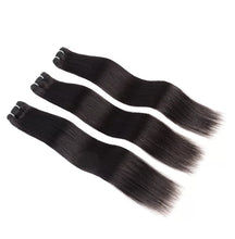 Load image into Gallery viewer, Double Drawn Silked Virgin Brazilian Hair Weft Extensions - PBeauty Hair