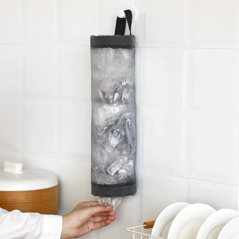 Grocery Plastic Bag Holder
