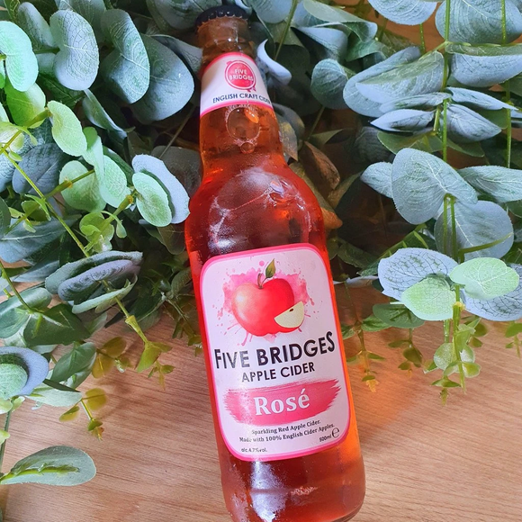 Five Bridges Rose Cider