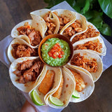 12 Naked Tacos