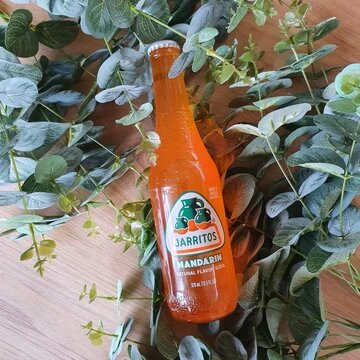 Jarritos Mexican Mandarin Soda