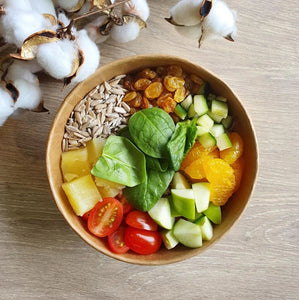 Vegan Honolulu Quinoa Bowl