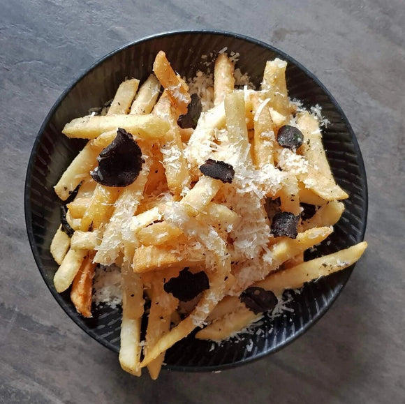 Shaved Truffle Fries