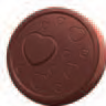 Chocolate Mould RA14053 - Mangharam Chocolate Solutions