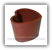 Mangharam Chocolate Dessert Cup Mould CC14561 - Mangharam Chocolate Solutions