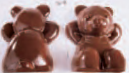 Chocolate Mould RA14586 - Mangharam Chocolate Solutions